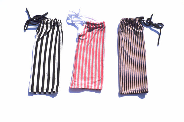 Stripe Tank Dresses in Black White Pink Grey Mauve Black for  Kids Toddler Children Infant Baby Clothes