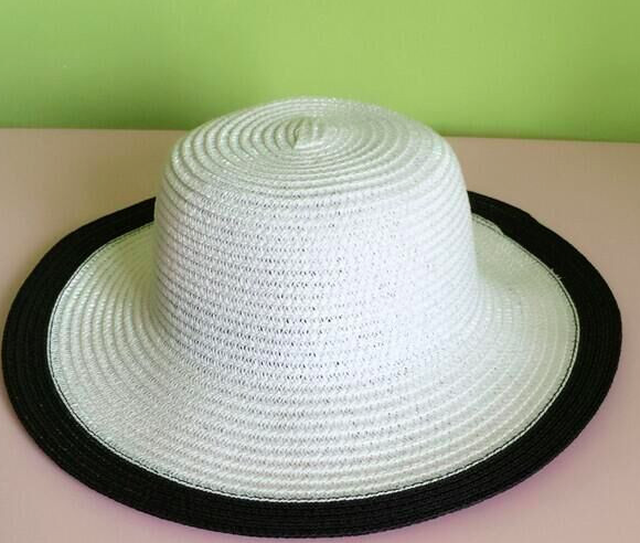 Straw Floppy Hats
