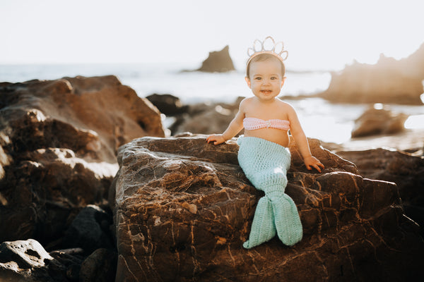 Crochet Mermaid Outfit