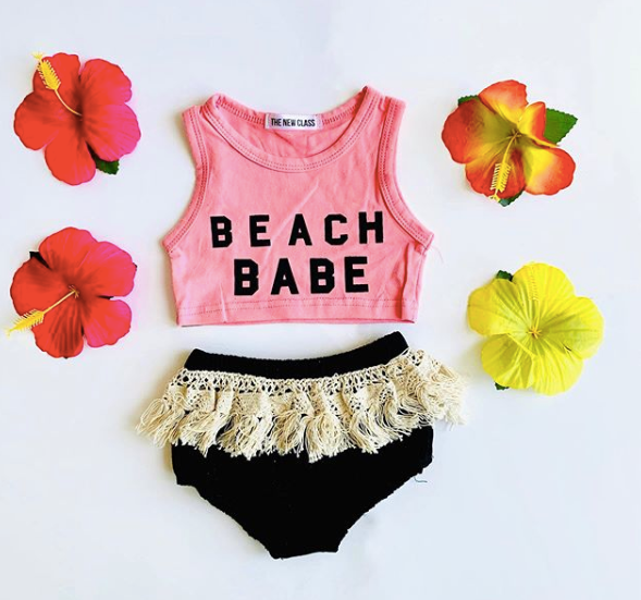 Beach Babe Tank & Short