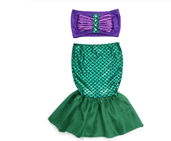 Mermaid Tail Set