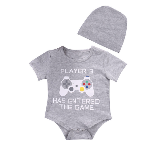 Player 3 Has Entered The Game Onesie