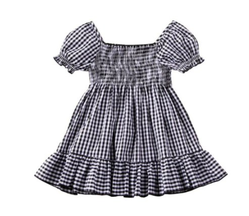Penelope Peasant Dress