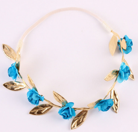 Greek Goddess Floral Crown