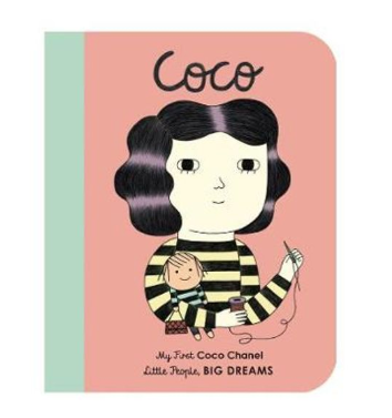 Coco Chanel Board Book