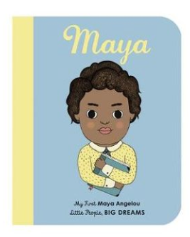 Maya Angelou Board Book