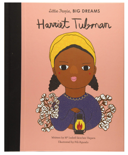 Harriet Tubman Book