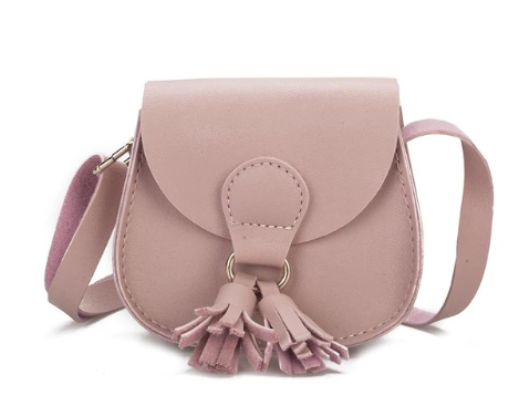 Chloe Fringe Crossbody Purse