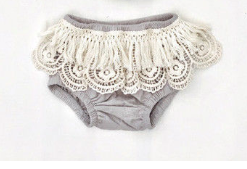 Ada Fringe Peek A Boo Bottom