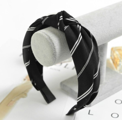 Katie Solid Knotted Headband