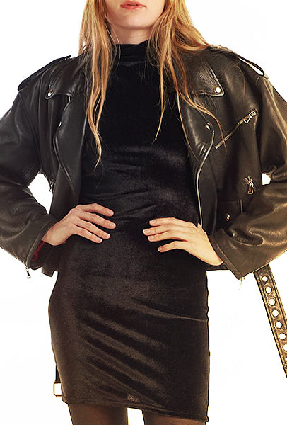 The Hottest Leather Jacket Styles for Winter