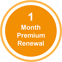 Premium – Fast ForWord Home Subscription Renewal – 1 Month