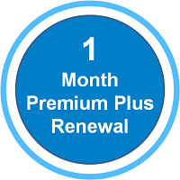 Premium Plus – Fast ForWord Home Subscription Renewal – 1 Month