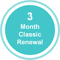 Classic – Fast ForWord123 Home Subscription Renewal – 3 Months