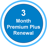 Premium Plus – Fast ForWord Home Subscription Renewal – 3 Months