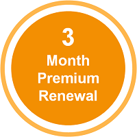 Premium – Fast ForWord Home Subscription Renewal – 3 Months