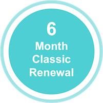 Classic – Fast ForWord123 Home Subscription Renewal – 6 Months