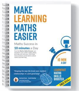 Make Learning Maths Easier  Book <br>(hard copy)