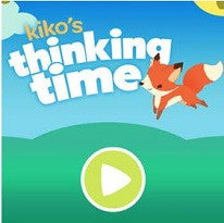 Kiko's Thinking Time<br>12 month home subscription