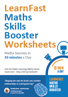 LearnFast Maths Skills Booster Worksheets (soft copy)