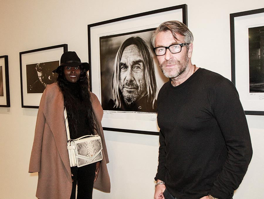 72 photos of everything we saw at The Art of Post Pop Depression opening