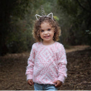 Unicorn Whiskers pullover