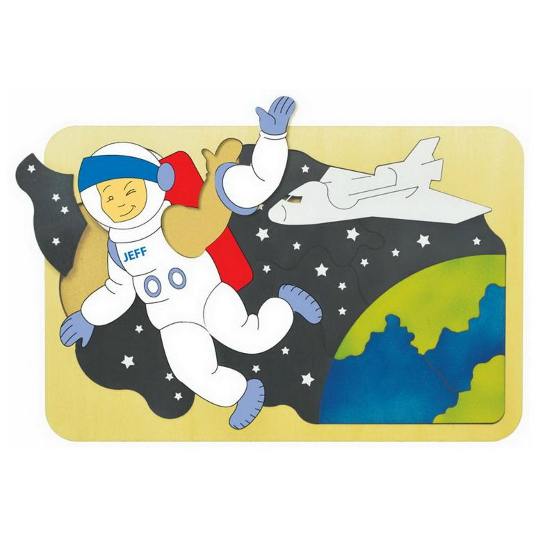 andZee Spaceman Puzzle