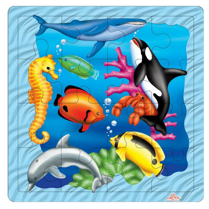 andZee Great Barrier Reef Puzzle