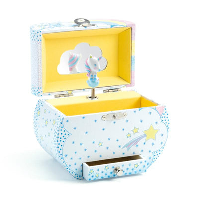 Djeco Unicorn's Dream Music Box
