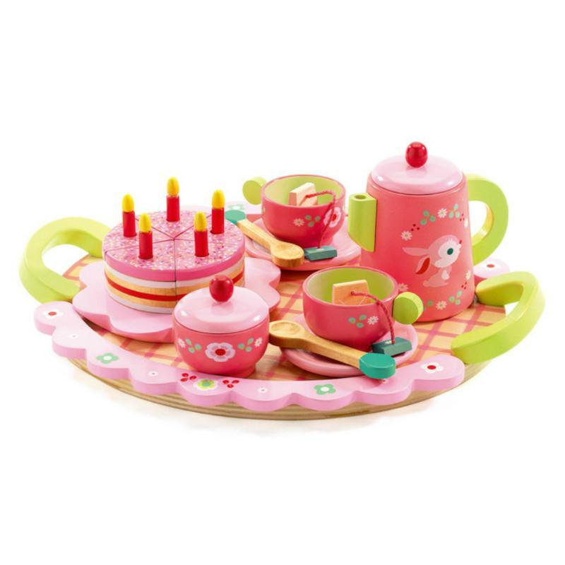 Lili Rose's Tea and Cake Set