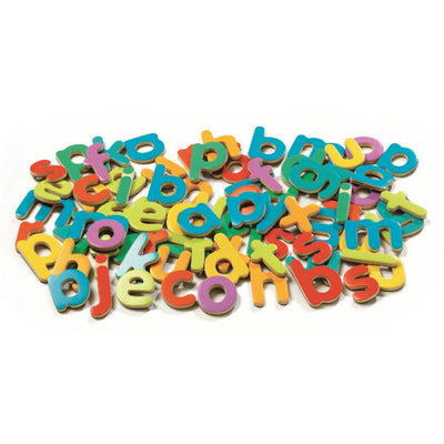 Djeco Magnetic 83 Lower Case Letters