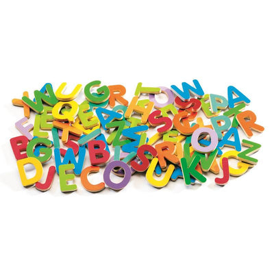Djeco Magnetic 83 Upper Case Letters