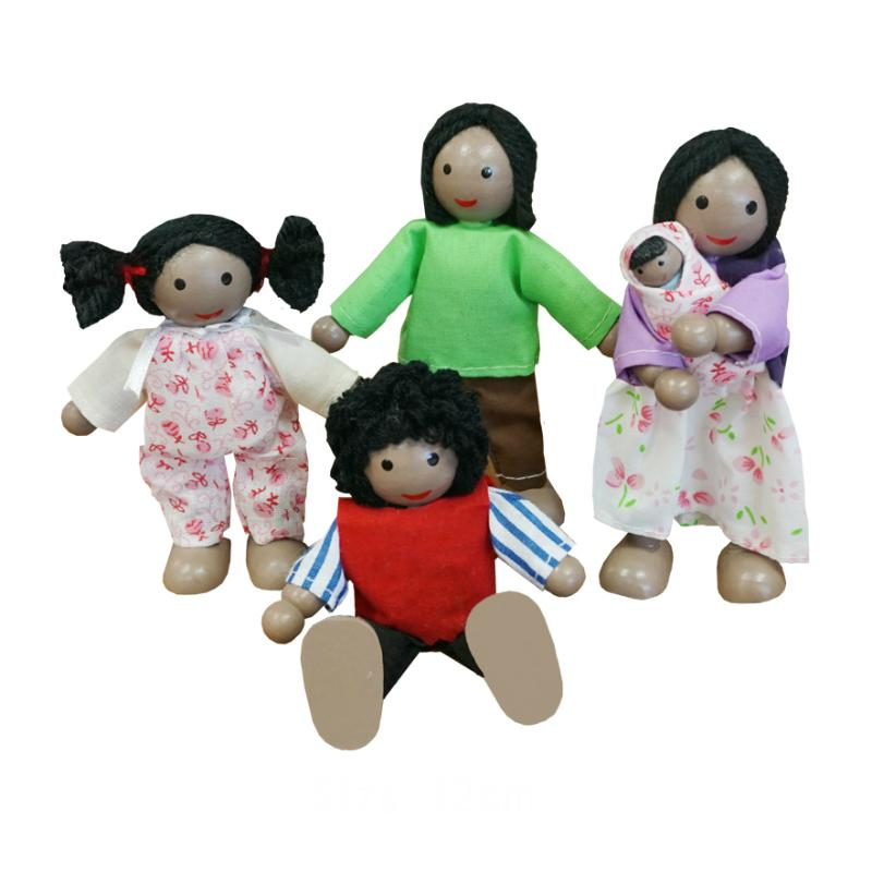 Fun Factory African Doll Family