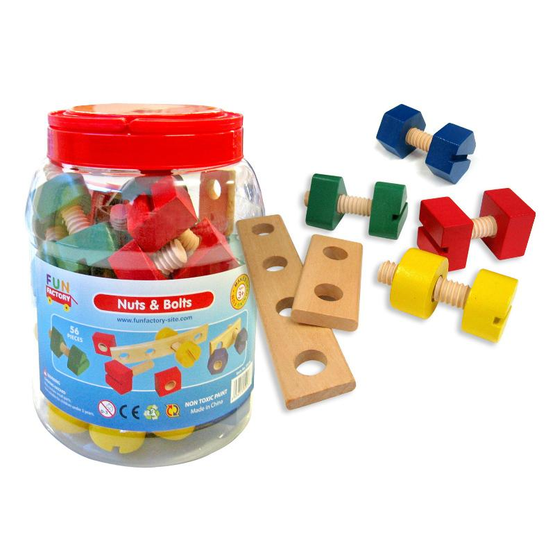 Fun Factory Nuts & Bolts in a Jar