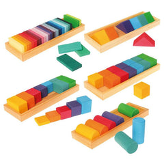Building Set - Forms & Colours