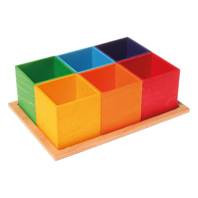 Grimm's Sorting Helper Boxes - Small