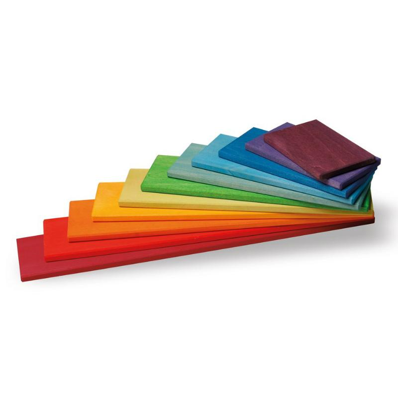 Building Boards - Rainbow