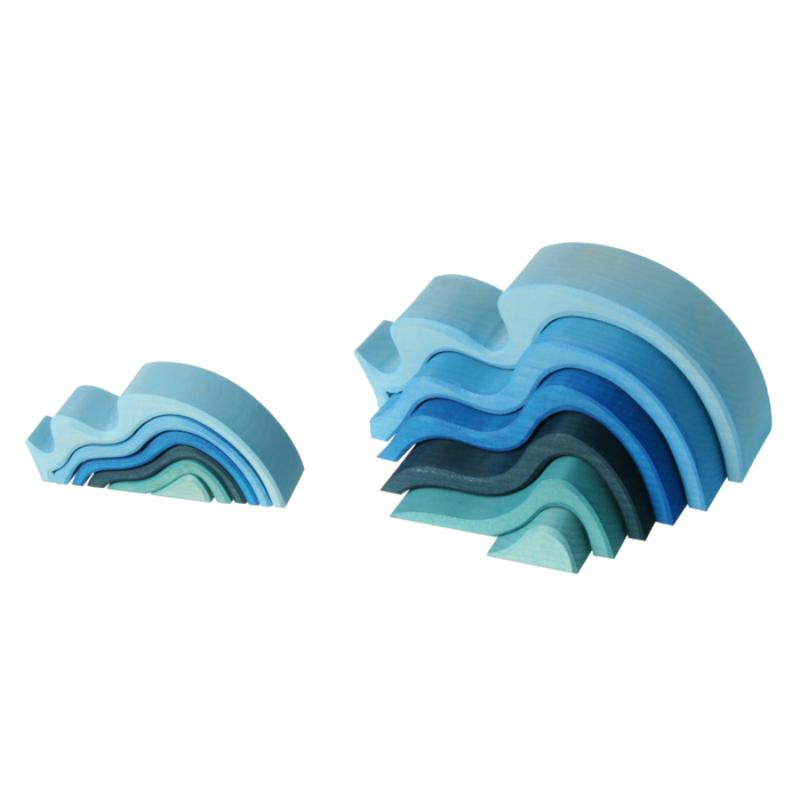 Stacking Water Waves - Small