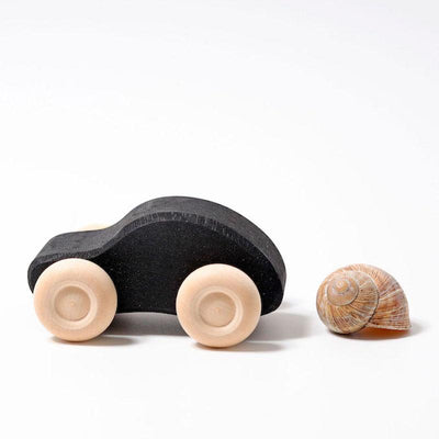 Grimm's Monochrome Wooden Cars 2