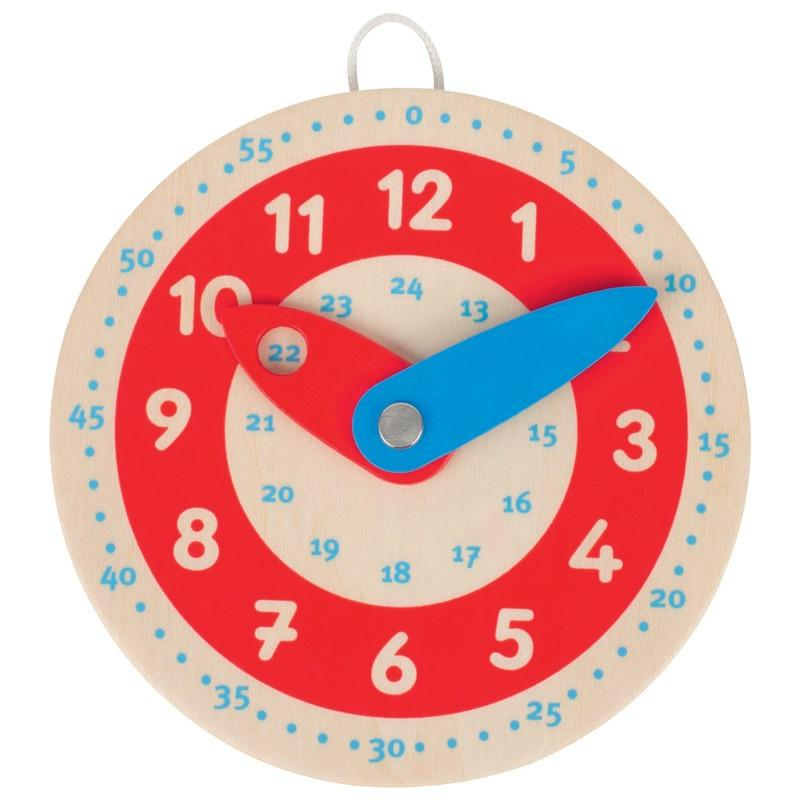Goki Learning Clock Small