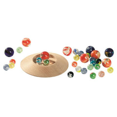 Marble Plate Game