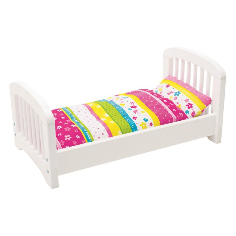 Goki Susibelle Doll Bed with Bedding