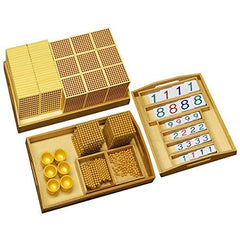 Complete Golden Bead Material Set