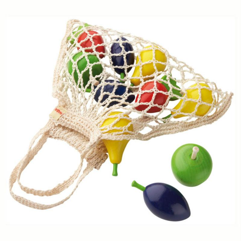 Haba Shopping Nets With Fruit