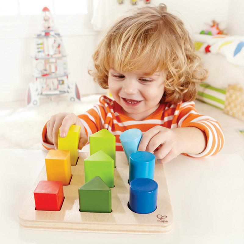 Colour and Shape Sorter *