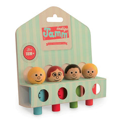 Peg People Family