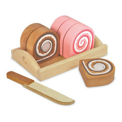 Swiss Roll Play Set