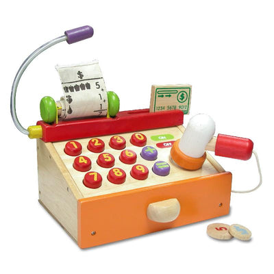 I'm Toy Cash Register
