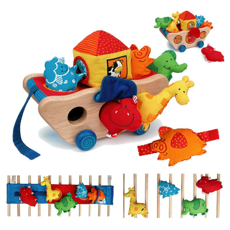I'm Toy Noah Activity Ark