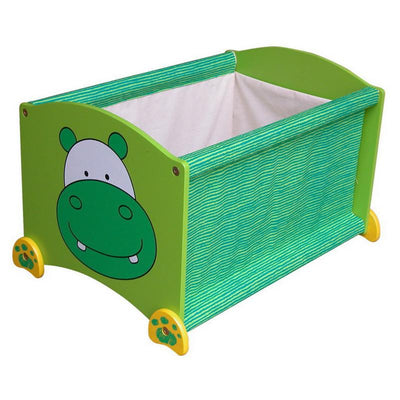 I'm Toy Stack Up Toy Box - Hippo